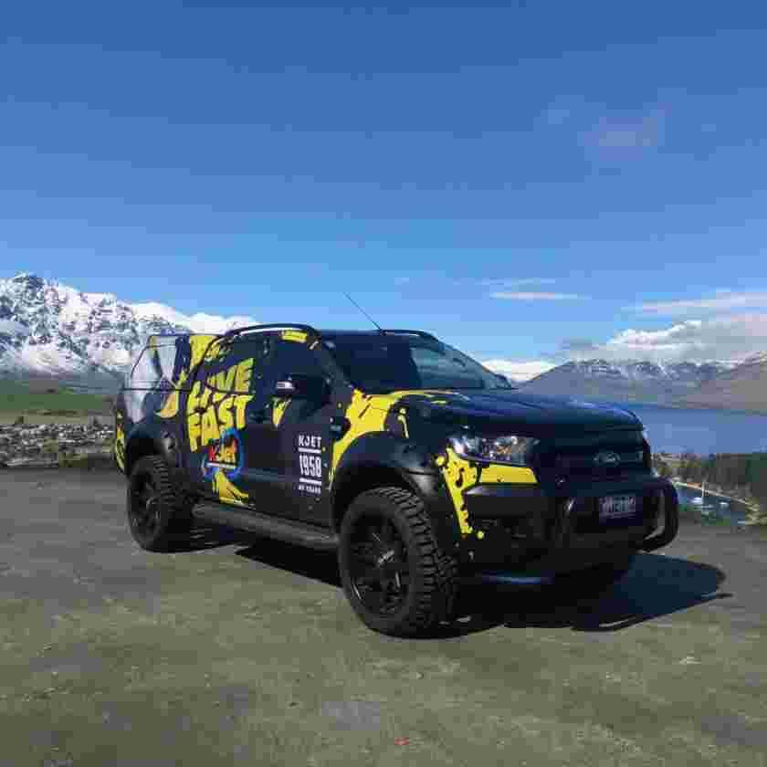 Kjet Truck 2