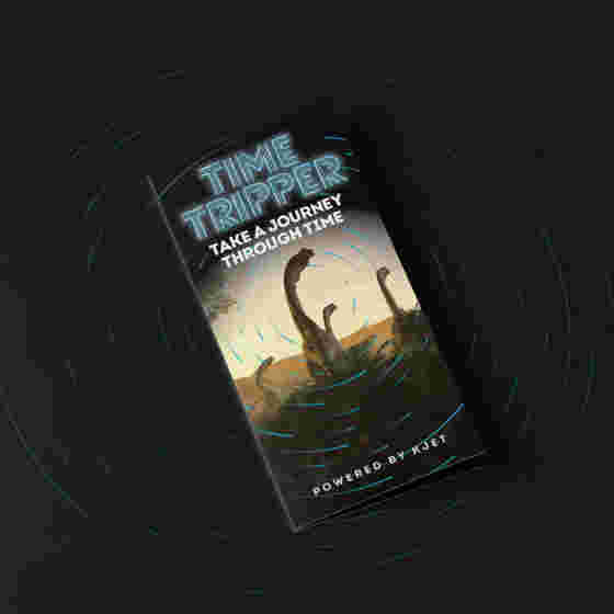 Time Tripper Brochure Cover