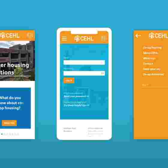 Cehl Mobile Layout