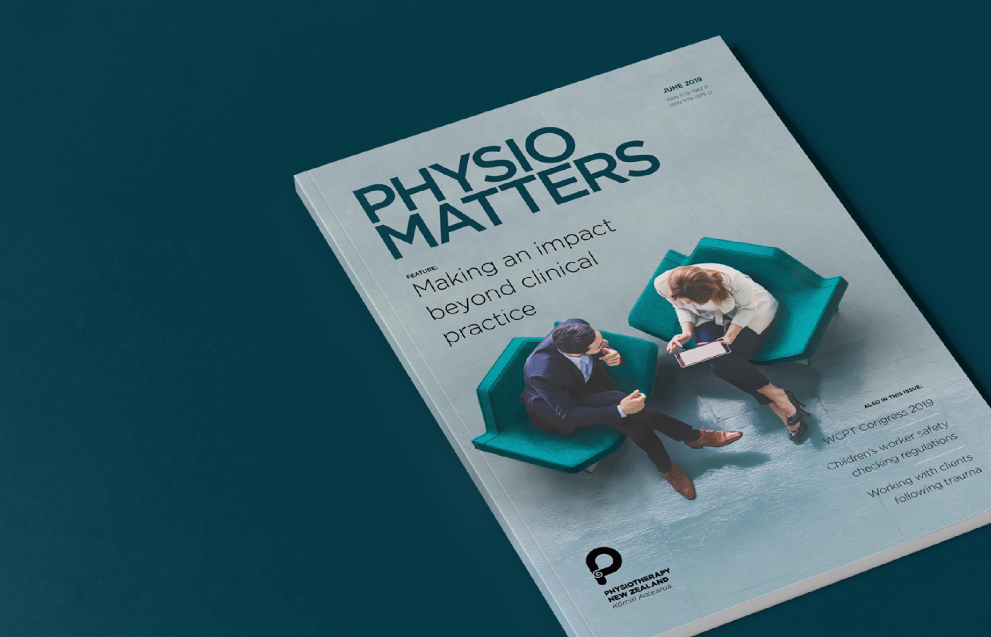 Physio Matters Cover