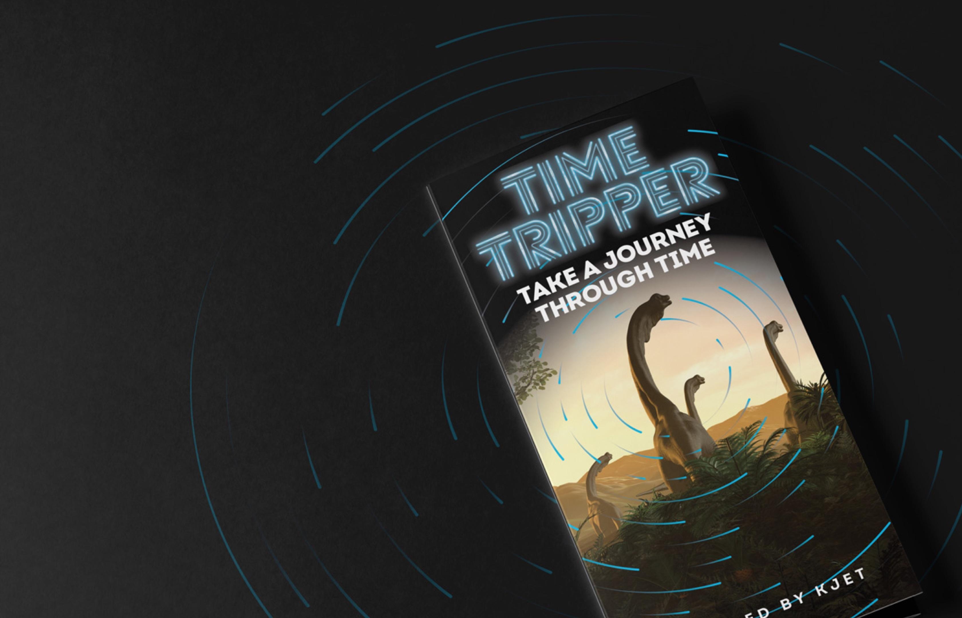 Time Tripper Cover